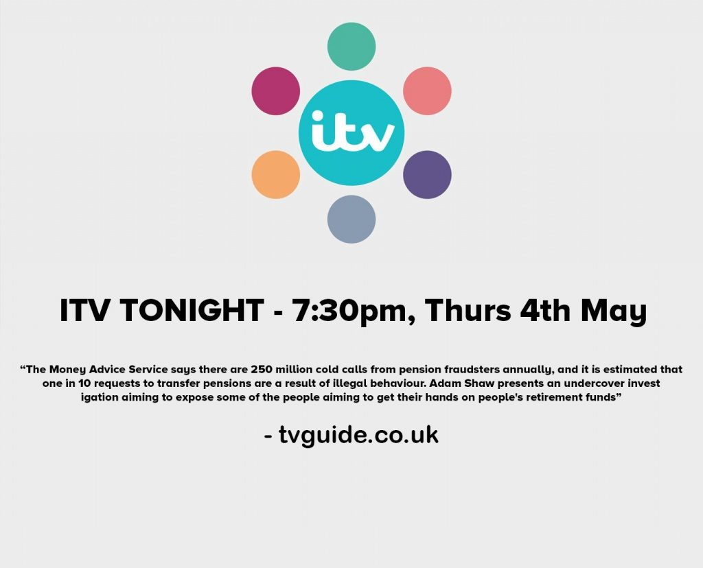 ITV's Tonight Show looks at pension mis-selling